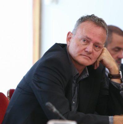 Nekdanji poslanec SMC Dragan Matić Foto: DZ